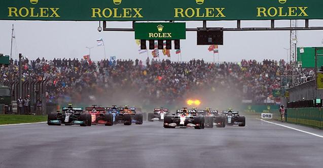 Formula 1'de Türkiye GP heyecanı