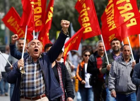 Fotoğraflarla İstanbul'da 1 Mayıs