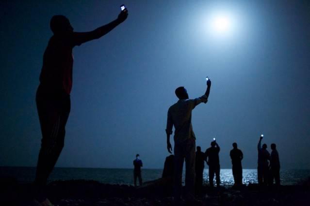 2013 Yılı Dünya Basın Fotoğrafı Birincisi - John Stanmeyer (A.B.D) - National Geographic   Fotoğrafın adı: