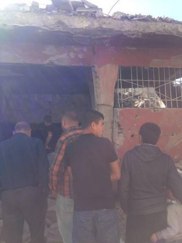 Cizre'de birinci 'vahşet bodrumu  (fotoğraf: Halime Aktürk / imc tv)