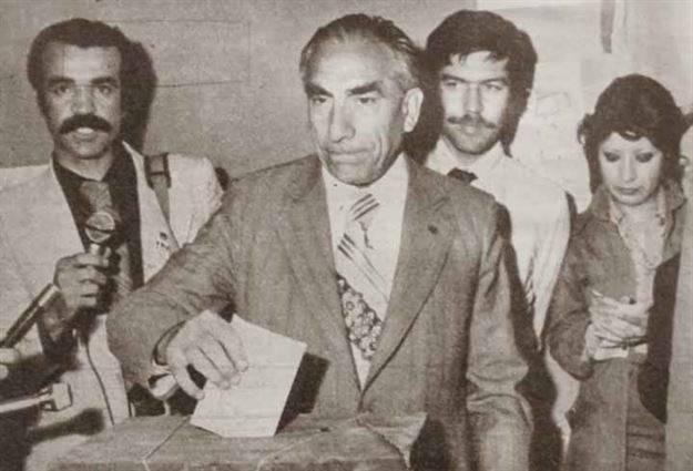 Gözler bugün MHP lideri Devlet Bahçeli'nin Dersim (Tunceli) ziyaretine çevrilirken 37 yıl önce Alparslan Türkeş'in seçim programında bölgeden geçmesi gündem oluşturmuştu.