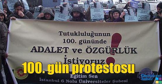 100. gün protestosu