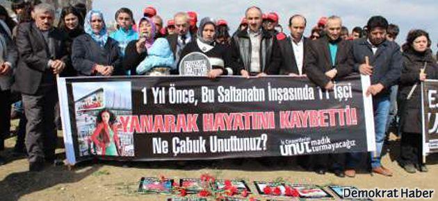 11 işçiye mezar olan AVM davasında tahliye!
