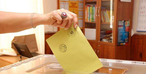 14 yerde tüm seçim sonuçları