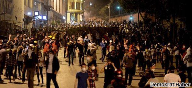 16 kişiye sosyal medyada isyan gözaltısı