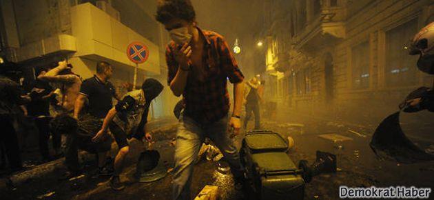 16 yaşındaki çocuğa 'Gezi'den 7 yıl hapis istemi