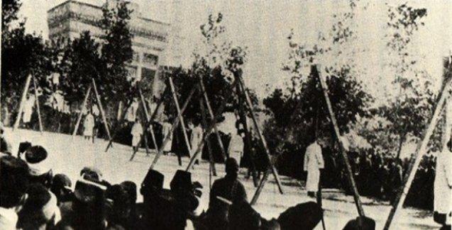 1915'te katledilen Ermeni sosyalistler unutulmadı