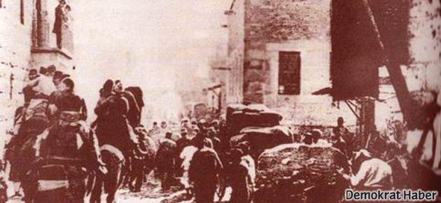 1915'te Kürtlerin rolü neydi?