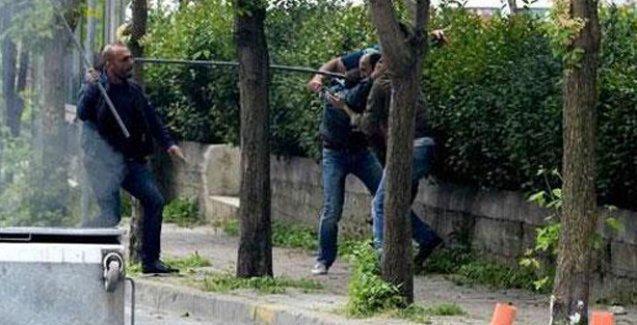 1 Mayıs göstericilerini döven esnaf: Polis bize teşekkür etti