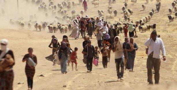 200 imzacı: IŞİD'e karşı Kobani'ye sahip çıkalım!