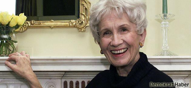 2013 Nobel Edebiyat Ödülü açıklandı