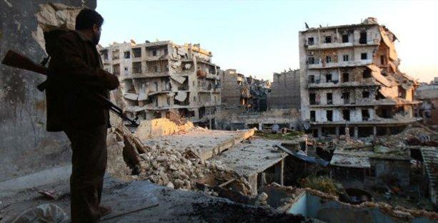 2014 yılında Suriye'de hayatını kaybedenlerin sayısı 76 bini geçti