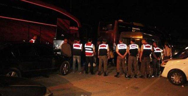 Edirne'ye gelen Ezidiler, valilik kararıyla Diyarbakır'a gönderildi