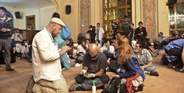 Gezi direnişi sırasında yaralıları tedavi eden doktorlardan Kaan Özdedeli'yi kaybettik