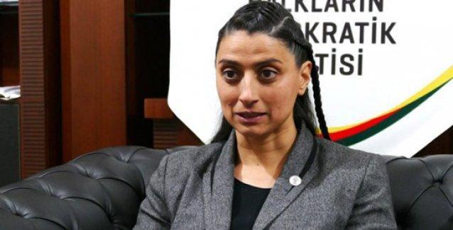 HDP'li Uca: Ezidi halkı göçe zorlanıyor