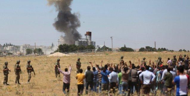 Kobani Katliamı'nda hayatını kaybedenlerin sayısı 201'e yükseldi