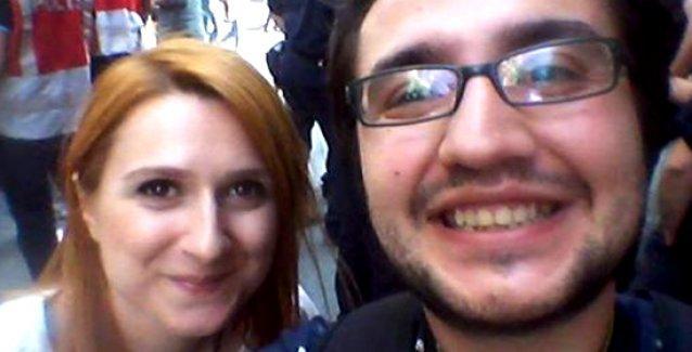 Taksim'de 'Erdoğan'a hakaret' gözaltısını görüntüleyen gazeteciler darp edildi