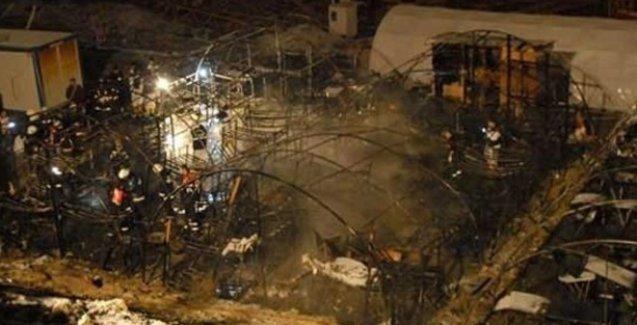 11 işçinin yanarak öldüğü Marmara Park AVM yangını davasında karar verildi