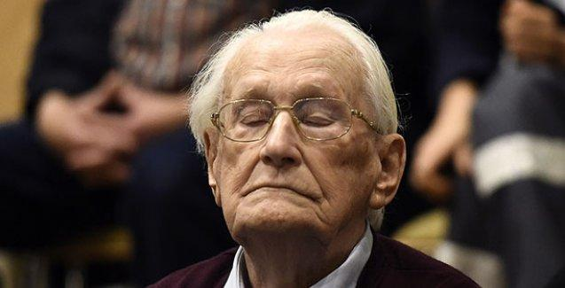 94 yaşındaki Nazi subayına hapis