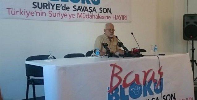 AKP'nin savaş planlarına karşı 'Barış Bloku' kuruldu