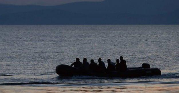 Aydın'da göçmenleri taşıyan gemi battı: 32 kayıp