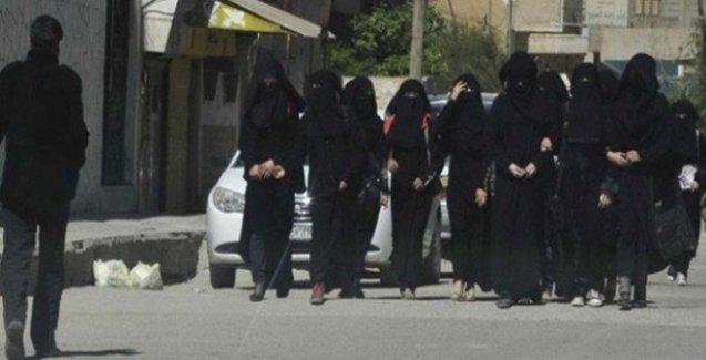 Bir kadın kendisiyle 'cihad nikahı' yapmak isteyen 5 IŞİD'liyi öldürdü