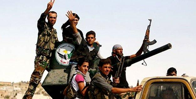 Burkan el-Fırat'tan 'Ayn İsa' açıklaması: Kasaba kontrolümüzde, IŞİD'e geçtiği haberleri yalan