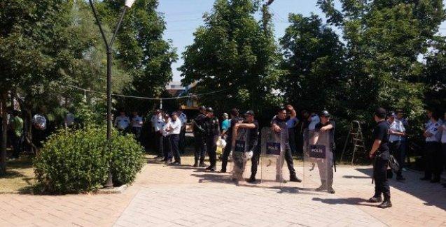 CHP'li Belediye'nin park yıkımına yargı 'dur' dedi
