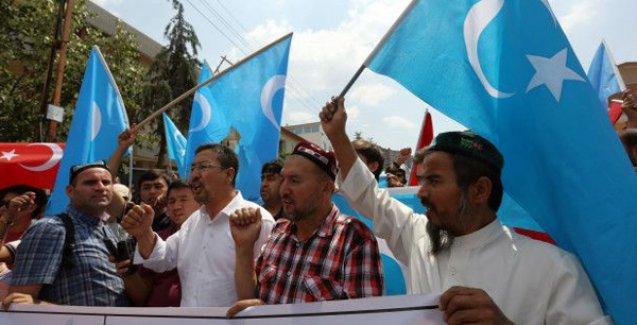 Çin'den Türkiye'ye suçlama: Uygurların cihatçı gruplara katılmasına yardım ediyorsunuz