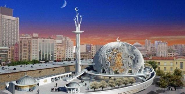 Danıştay, Taksim'e cami ve otopark planlarının iptal kararını bozdu