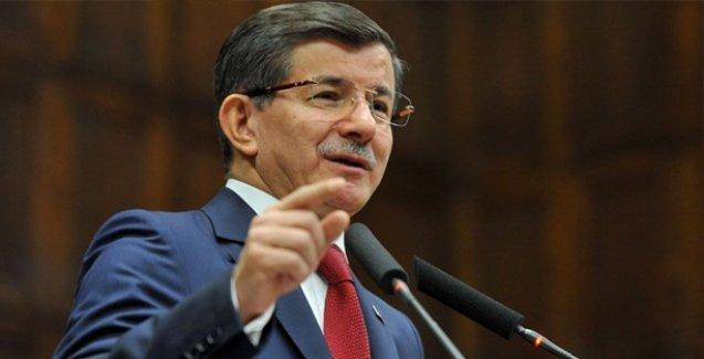 Davutoğlu: Barıştan söz eden HDP'liler hesap verecek