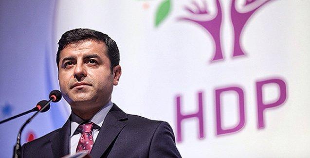Demirtaş, HDP'nin RTÜK üyeliği için adayını açıkladı