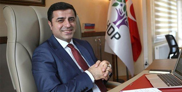 Demirtaş'tan MHP'ye: Sorunların çözümü için aynı masada oturmaya hazırız
