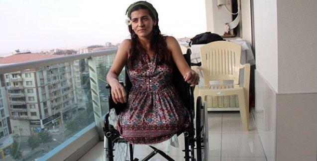 Lisa Çalan'ın tedavisini Heyva Sor üstlendi