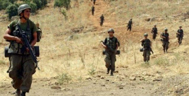 Doğubeyazıt'ta çatışma: 3 asker yaralandı