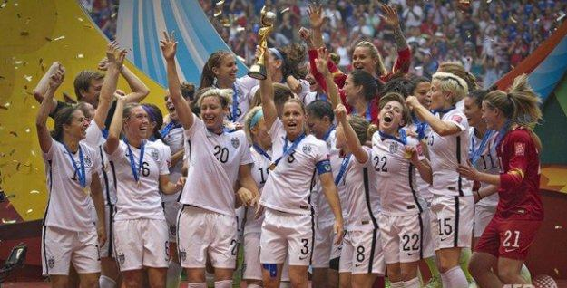 Dünya Kadınlar Kupası'nı ABD kazandı