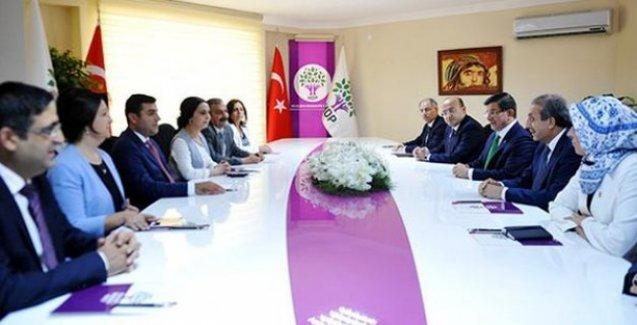 Koalisyon görüşmelerinin ilk turu tamamlandı, en uzun görüşme HDP ile oldu