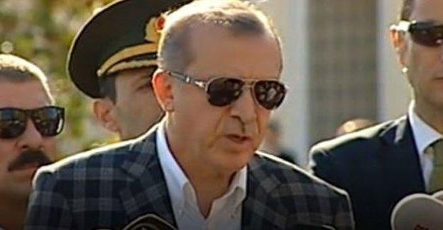 Erdoğan bayram sabahı HDP'ye sataştı