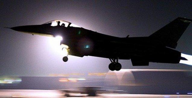 Erdoğan işaret etti F16'lar 'Çözüm Süreci'ni bombaladı