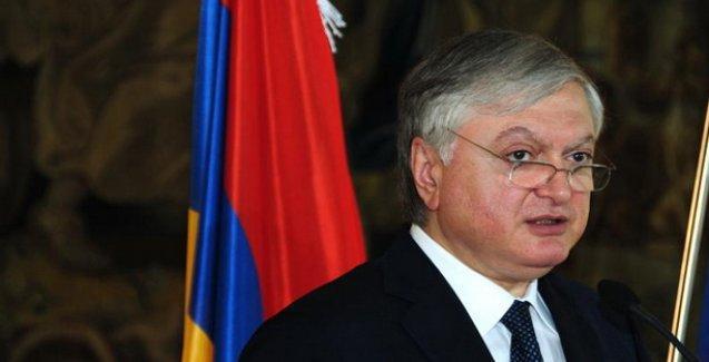 Ermenistan Dışişleri Bakanı Nalbandian: Türkiye soykırım olmamış gibi davranıyor