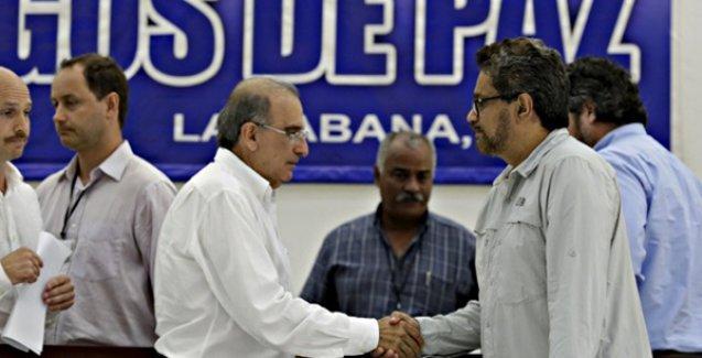FARC ile Kolombiya hükümeti 'çatışmayı azaltma' konusunda anlaştı