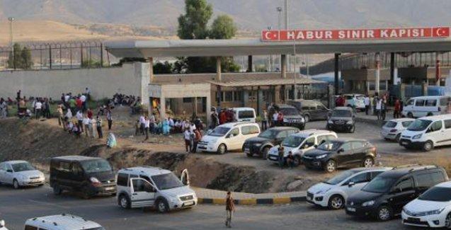Habur'dan girişi engellenen YPG ve HPG cenazeleri için protesto düzenlenecek