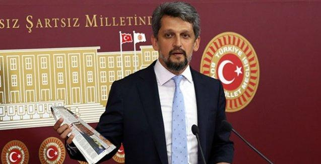 Garo Paylan, Kamp Armen'e saldırıyı İçişleri Bakanı'na sordu