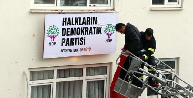 HDP'ye saldırının sanığı kendini böyle savundu: 'Milliyetçilik hakkımı savundum'