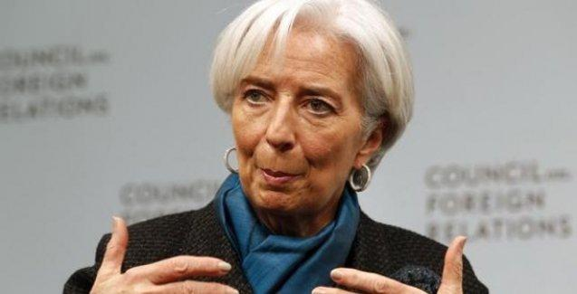 IMF Başkanı Lagarde: Yunanistan'a gerekirse yardım ederiz