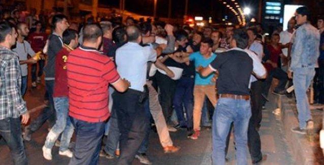 Irkçı saldırıya uğrayan Kürt işçiler Aşkale'yi terk etti