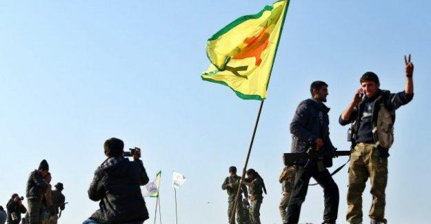 WSJ: Türkiye ABD'ye 'Silahlarınız Kürtlere gidiyor, Suriye'de Kürtleri vururuz' dedi