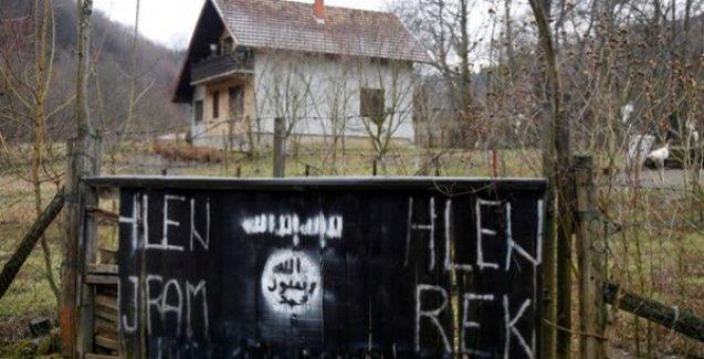 IŞİD, Bosna Hersek'te eğitim üssü kurdu