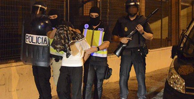 İspanya ve İtalya'da IŞİD operasyonu