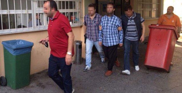 İstanbul'da IŞİD operasyonu: 30 kişi gözaltı listesinde